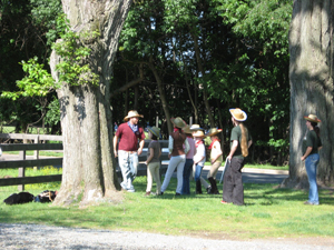 Equestrian Summer Camp in Morristown NJ